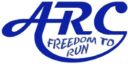All our races are permitted through ARC